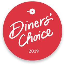 OpenTable Diners' Choice Awards in service for 2019